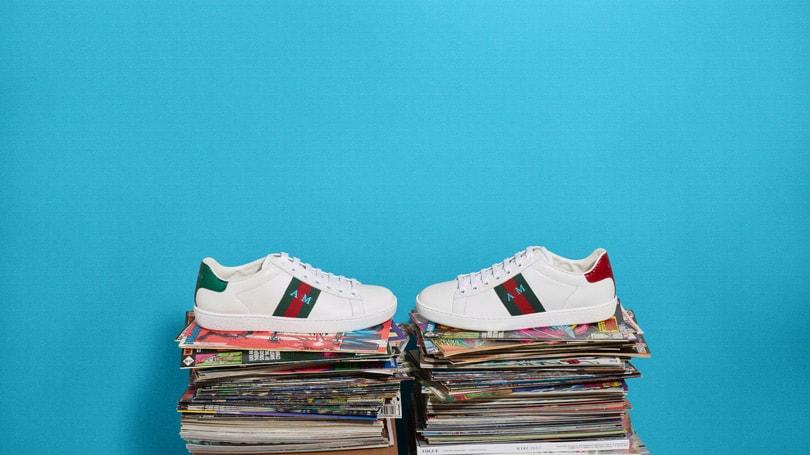 9995797a9de7 Mytheresa.com launches Gucci s DIY sneaker service