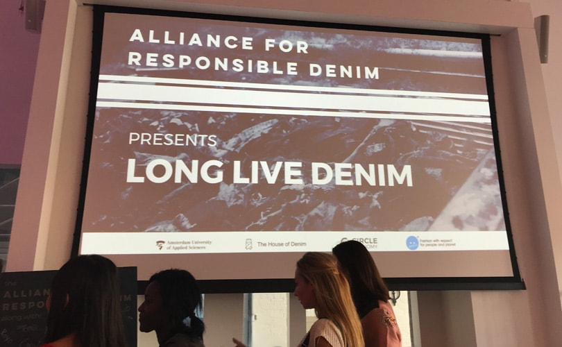 Alliance for Responsible Denim calls on the industry to use more recycled Denim