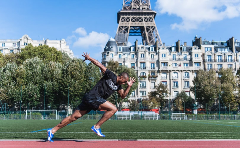 2bd961edaf1 Puma partners with French sprinter Jimmy Vicaut