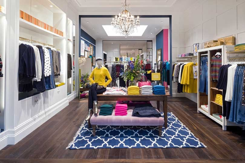 First Look: Boden's high street debut in London