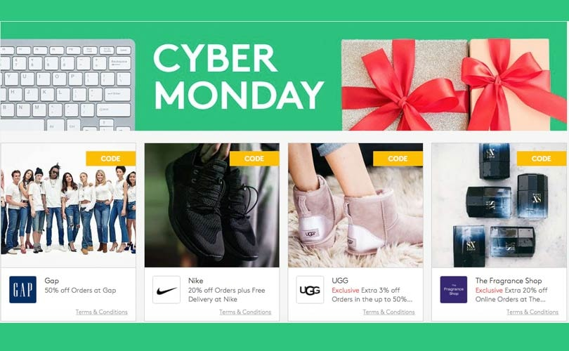 21.5 million Brits to shop online this Cyber Monday