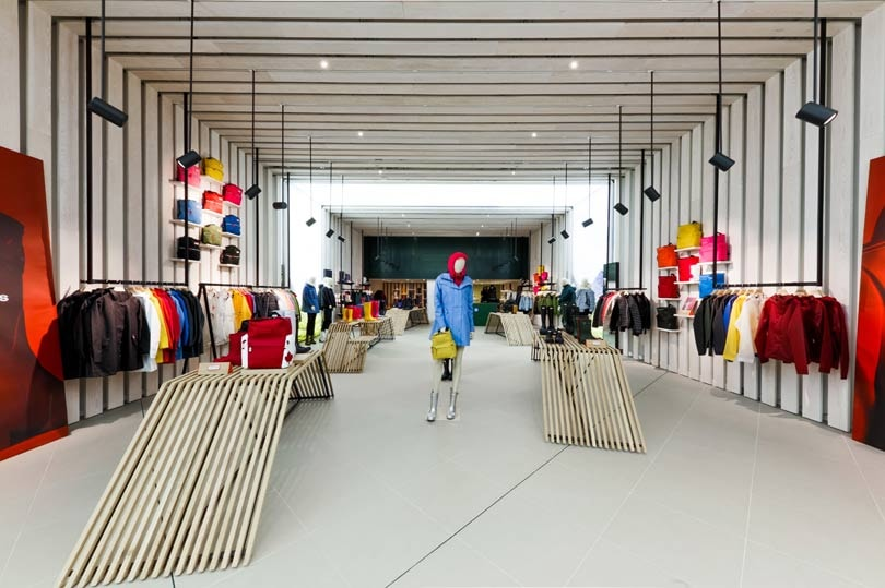 In Pictures Hunter Opens Third Global Store In Toronto