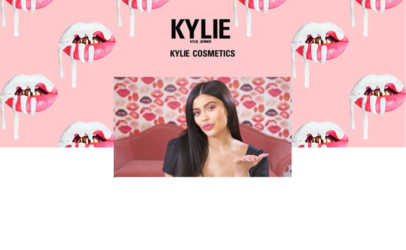 Topshop to host Kylie Cosmetics pop-ups