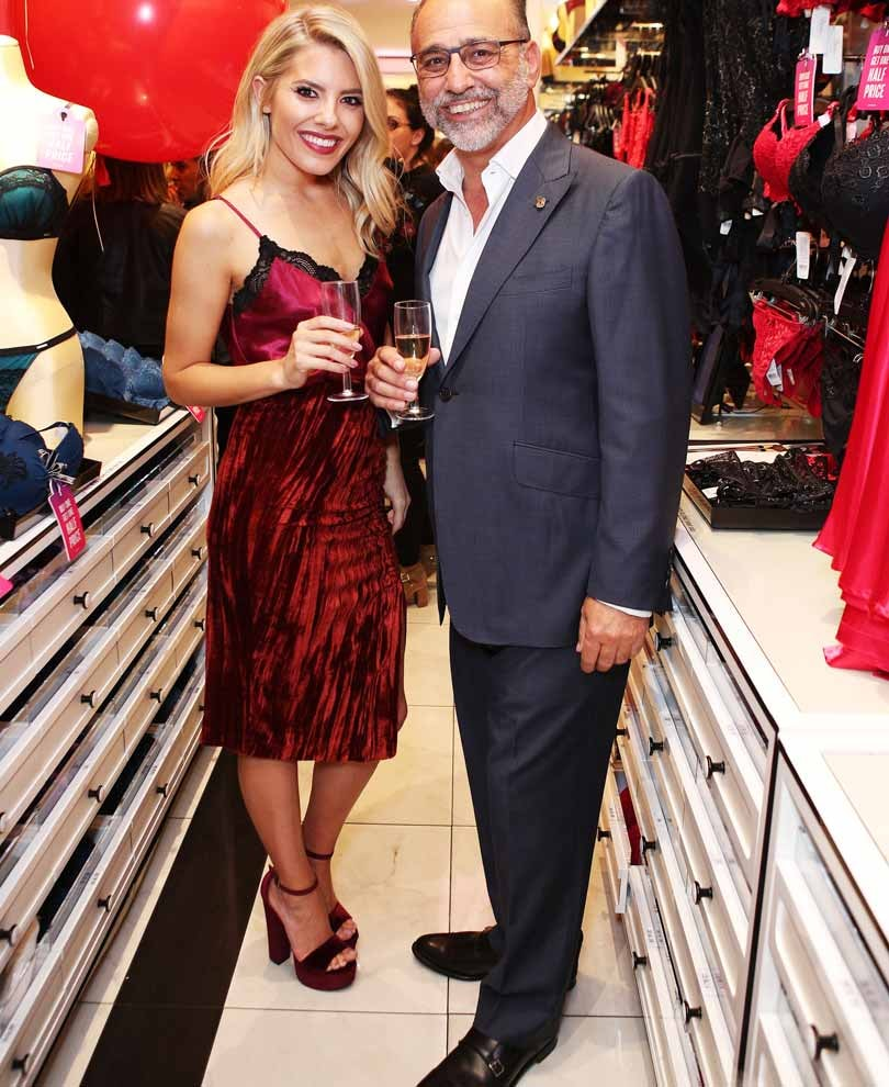 "Theo Paphitis: Boux Avenue has ""come of age"""