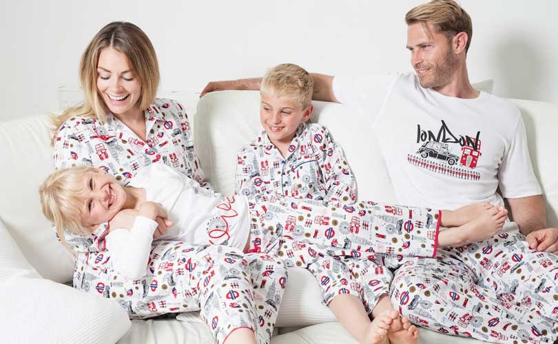 Cyberjammies launches debut print London collection