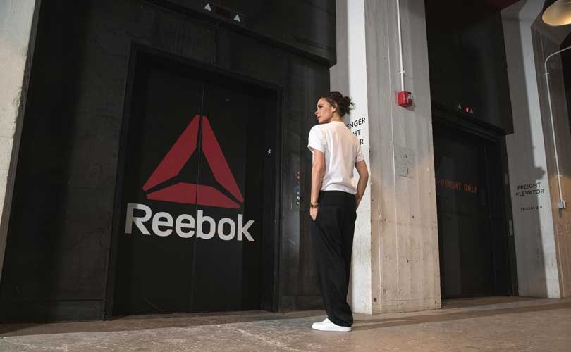 Victoria Beckham partners with Reebok