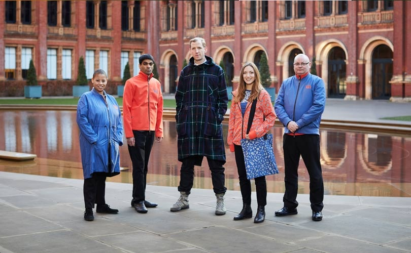 The V&A reveals new staff uniforms designed by Christopher Raeburn