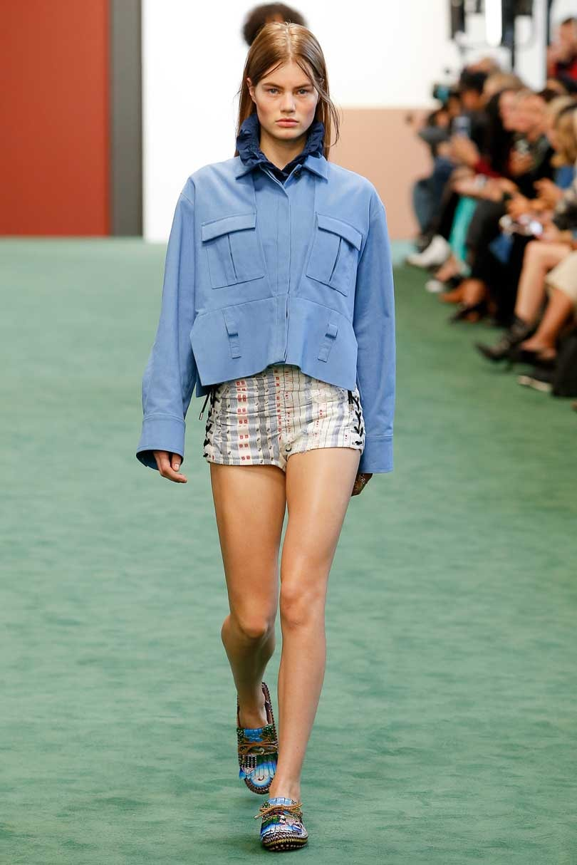 Spotted on the Catwalk: Key Fashion Colours for SS/18