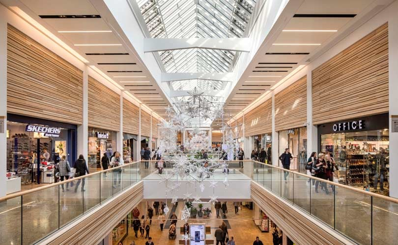 1aec0f833 British Land completes its 60 million pound Meadowhall refurb