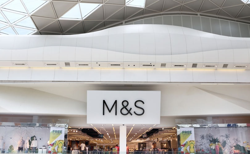 Marks & Spencer reportedly pulling out of new store developments