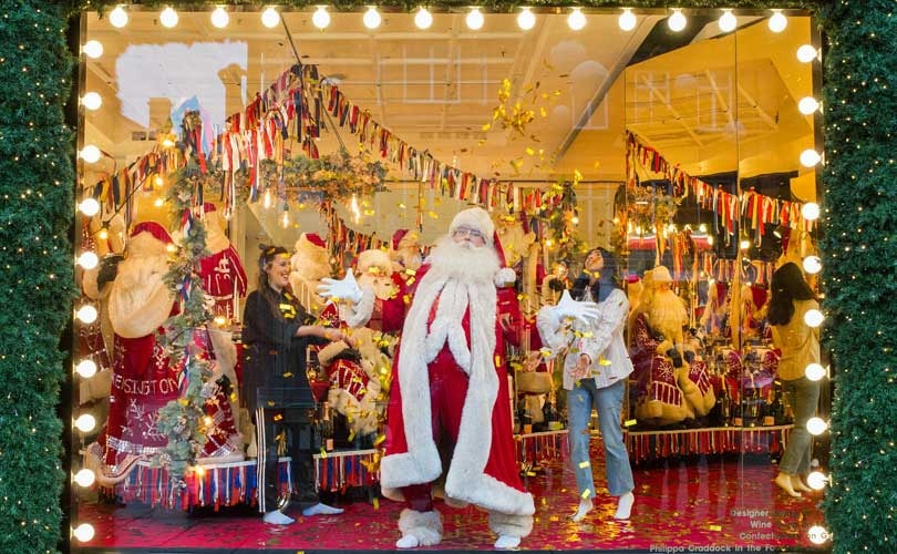 The best Christmas window displays from around the world