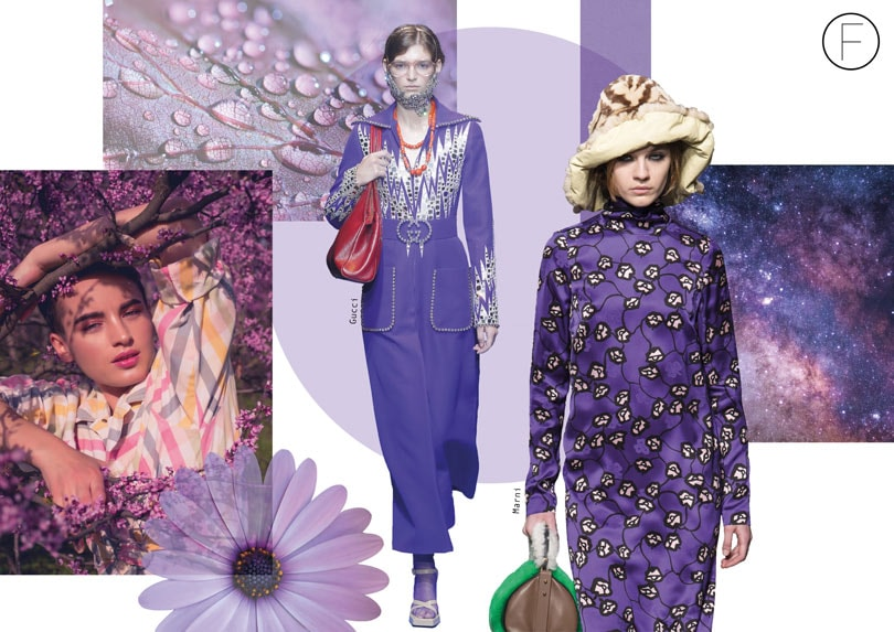 Pantone names Ultra Violet 2018 colour of the year