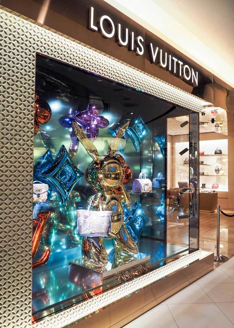 joint ventures of tiffany and louis vuitton