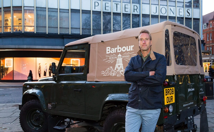 Barbour For Land Rover Launches Debut Defender Collection