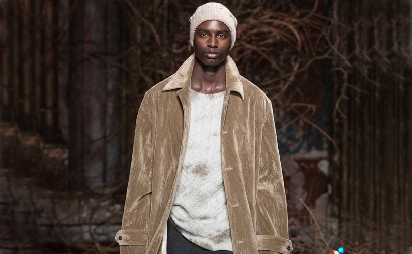 John Varvatos makes triumphant return to NYFW on Grammy's weekend