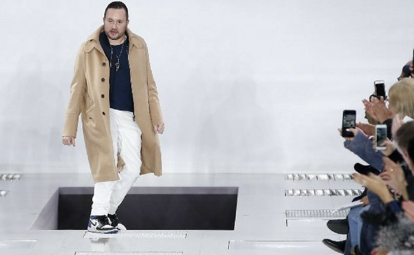 British Designer Kim Jones Takes Over At Dior Homme