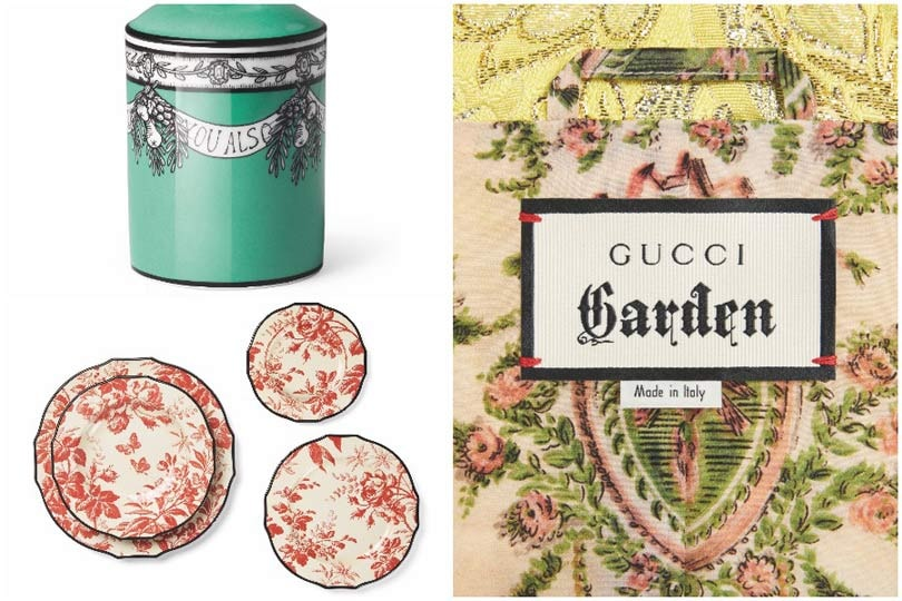 In Pictures: Gucci Garden opens during Pitti Uomo 93