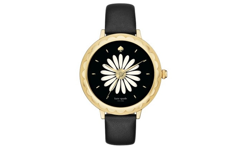 Kate Spade unveils debut touchscreen smartwatch