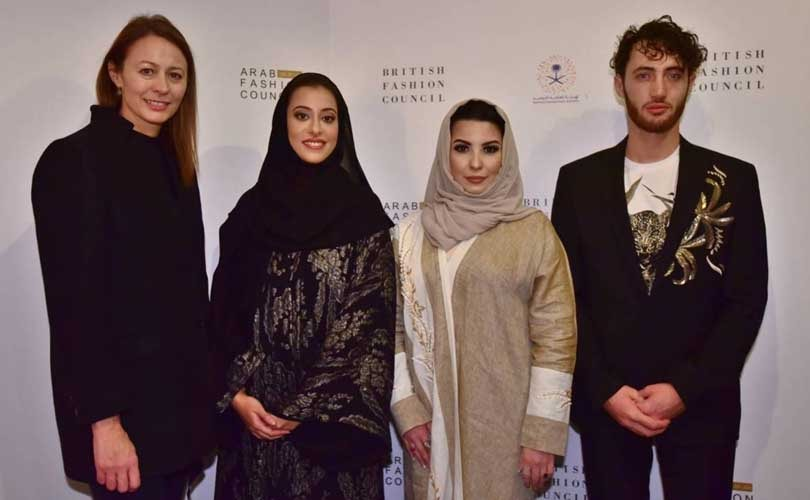 The BFC launches new strategic partnership with the Arab Fashion Council