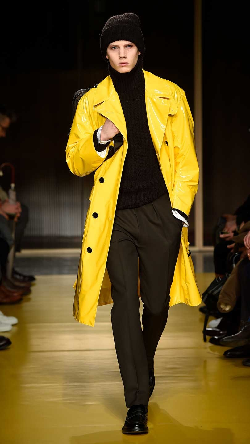 Boss fuses tailoring and sportswear for fall winter 2018 8b53350473
