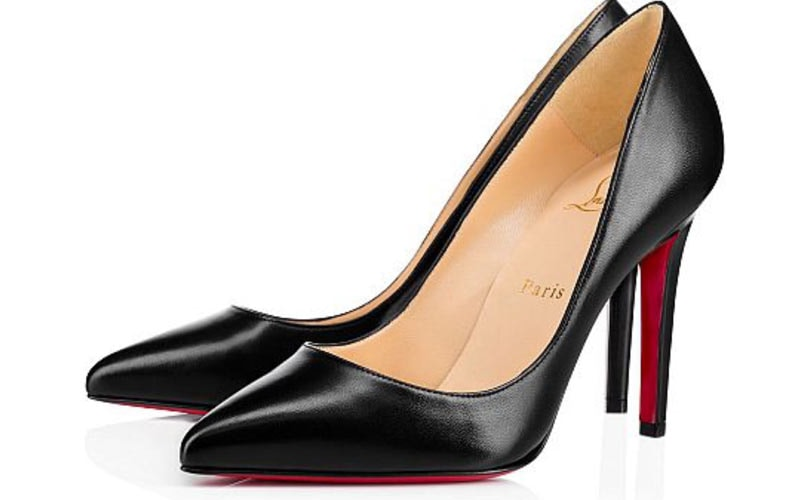 4bfe753ebff Louboutin loses EU trademark in red sole court case