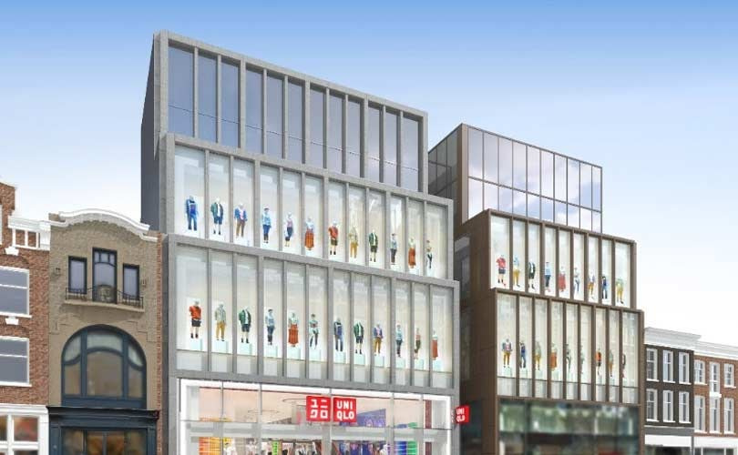 Uniqlo to open first flagship store in Amsterdam, The Netherlands