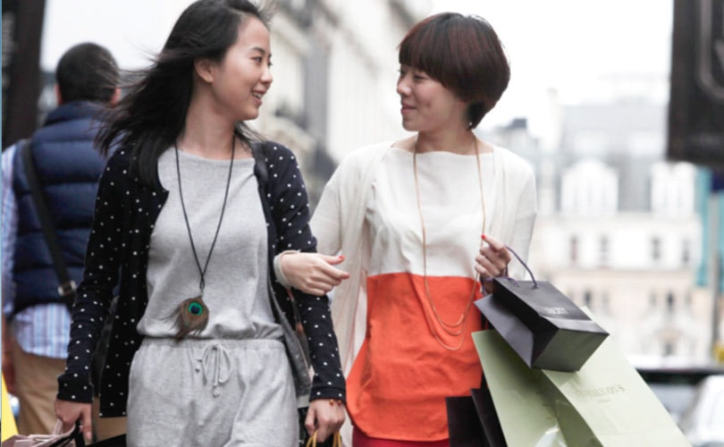 UK retailers benefit from strong tourist alliance with China
