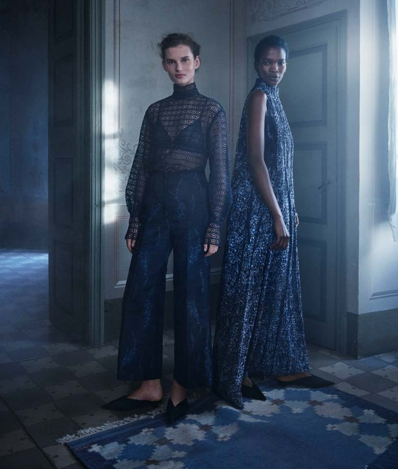 H&M uses recycled silver & Econyl in its Conscious Exclusive collection 2018