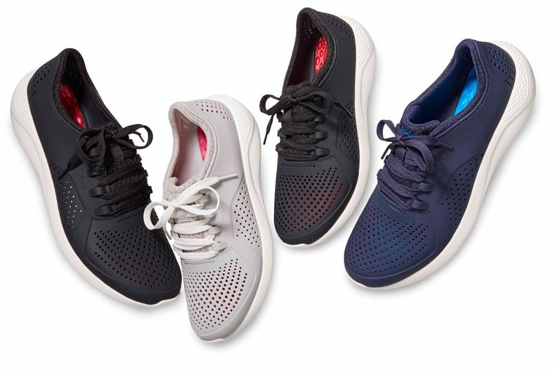 89526fb0f9 Crocs launches new LiteRide collection