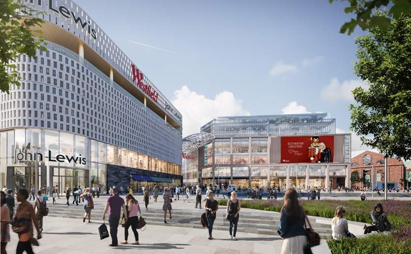 Westfield London opens expansion 6 months early
