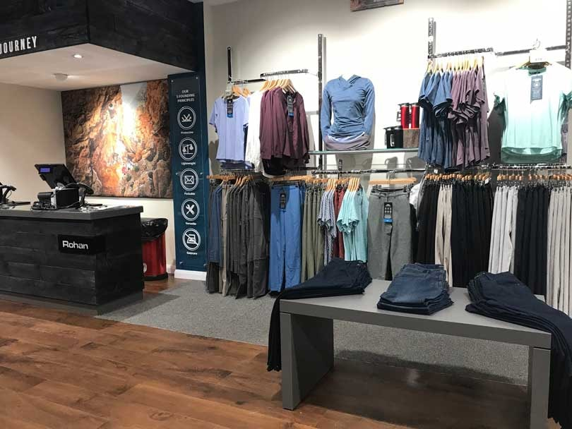 Rohan opens London flagship store