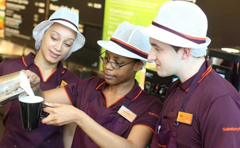 Sainsbury's to increase pay for store staff