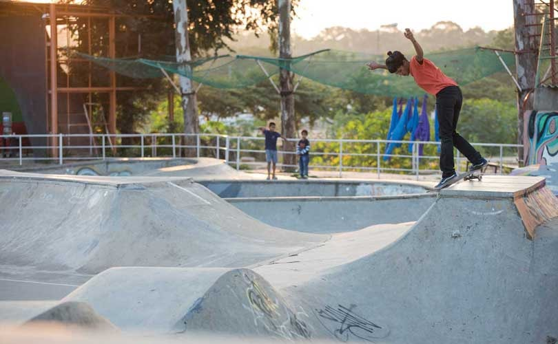 "Vans launches ""Girls Skate India"" to empower local communities with skateboarding clinics"