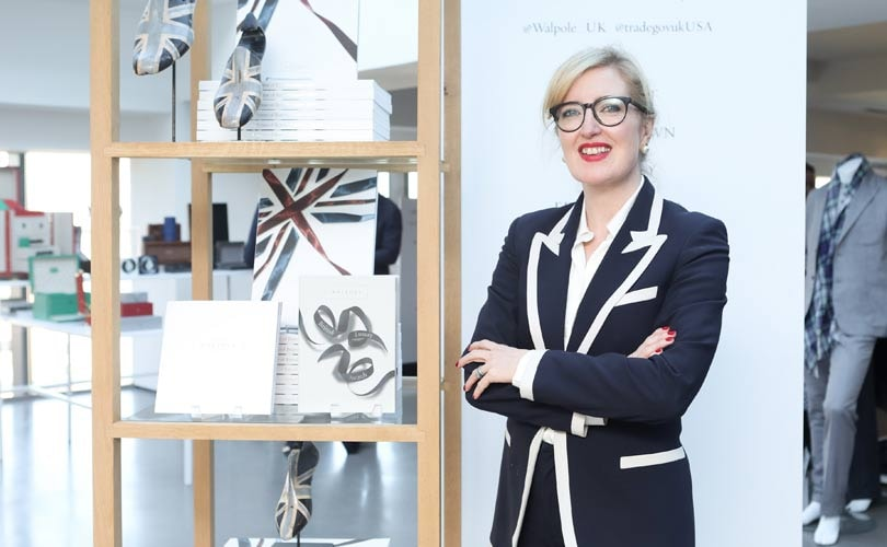 Walpole publishes Book of British Luxury