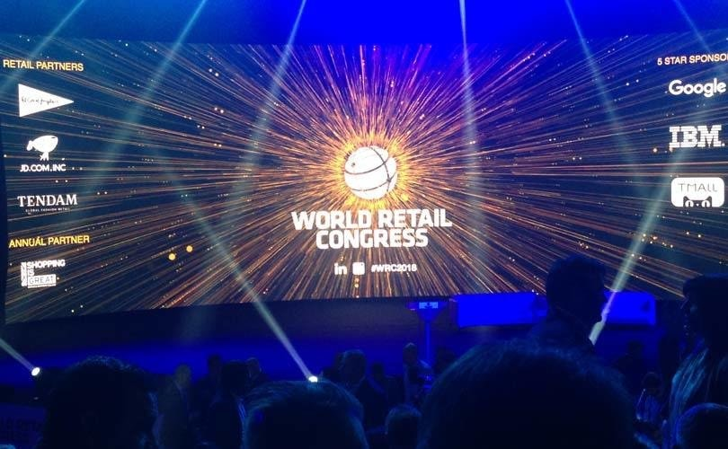 Kicking off the World Retail Congress in Madrid: El Corte Inglés, Tendam and Inditex