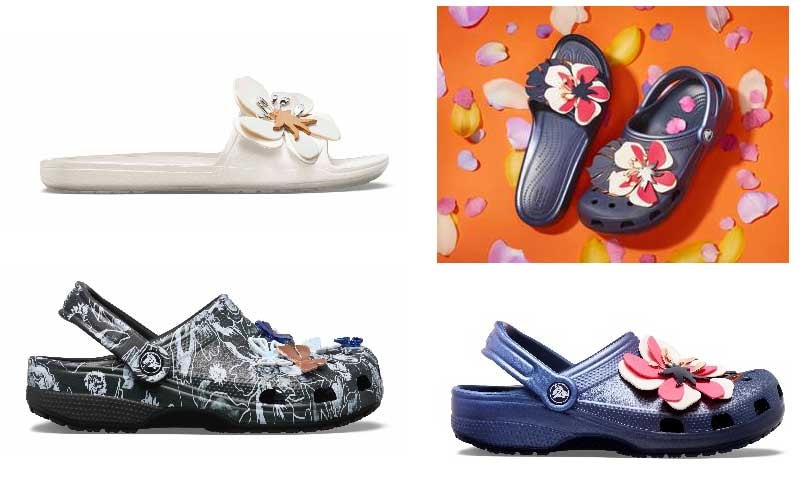 Crocs launches Botanicals collections exclusively in Next