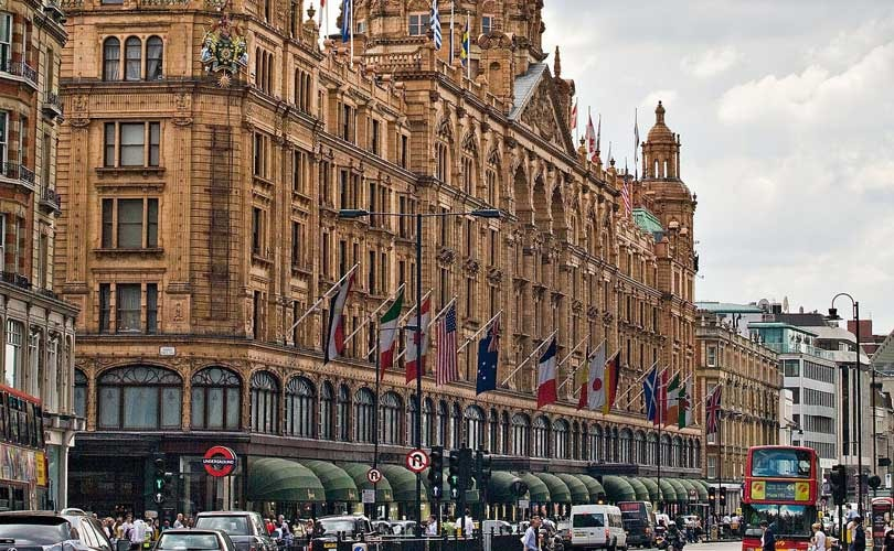 Harrods unveils charity shop, Fashion Re-told