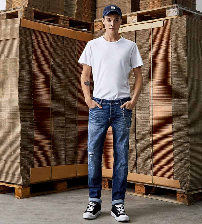 Jack & Jones to launch most sustainable jeans to date
