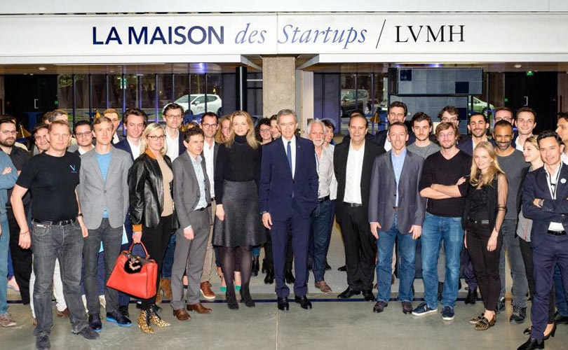 LVMH launches accelerator programme, supporting 50 start-ups
