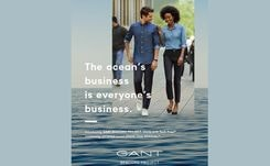 Gant Beacons Project launched new line of shirts with Tech Prep