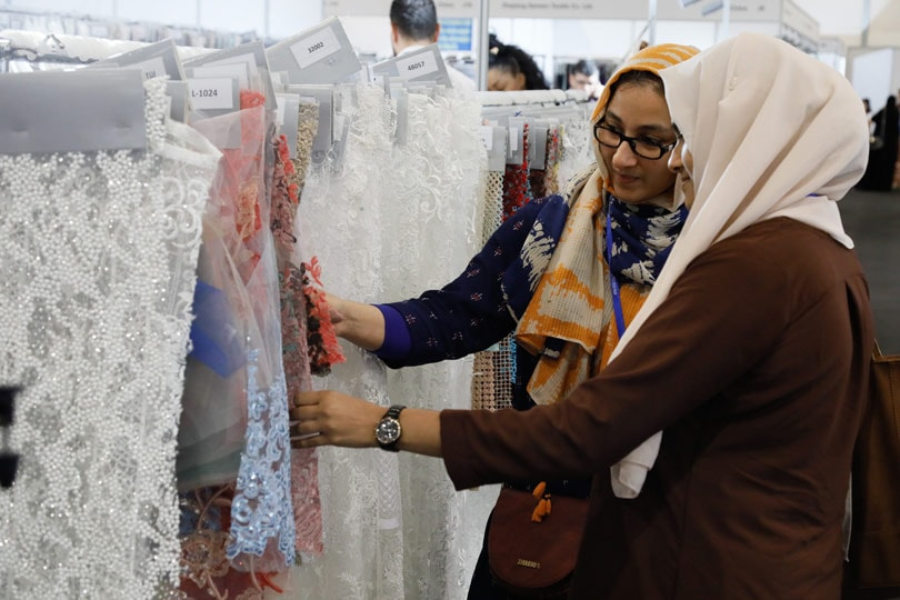 International Apparel and Textile Fair 8th Edition brings global textile industry to Dubai