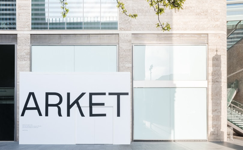 Arket continues expansion with Liverpool store