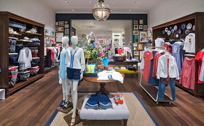 Boden opens second store location in westfield london for Johhny boden