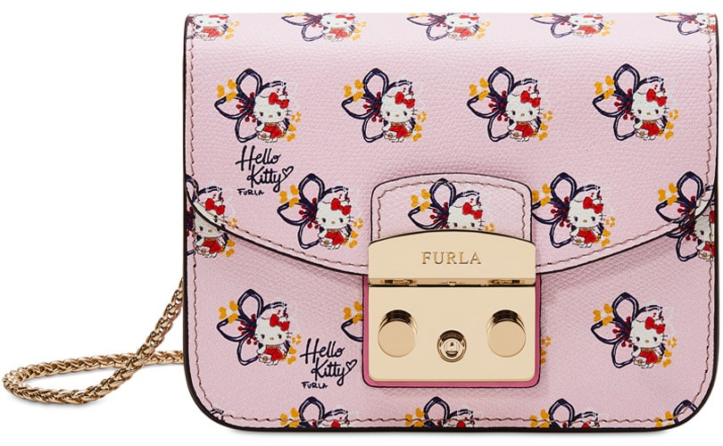In Pictures: Furla x Hello Kitty