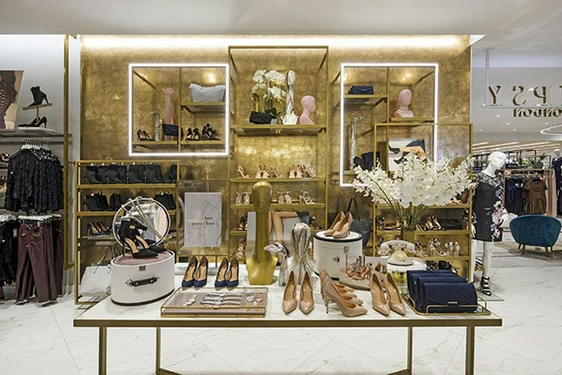 Lipsy Manchester given glamorous redesign by Dalziel & Pow