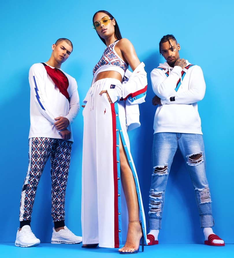 Pepsi launches football fashion collection