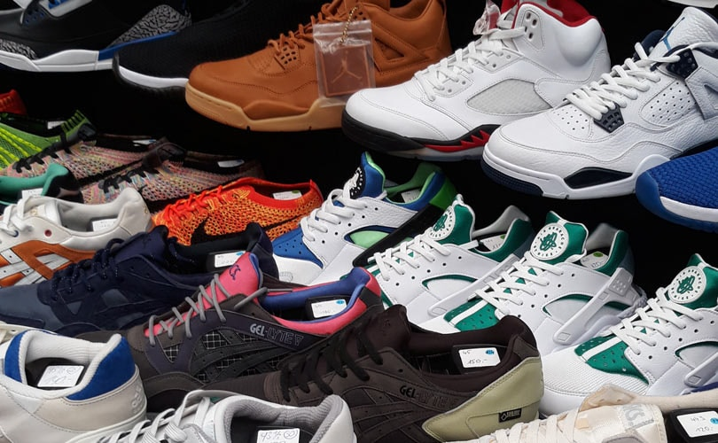 Sneakerness trainer convention comes to London for first