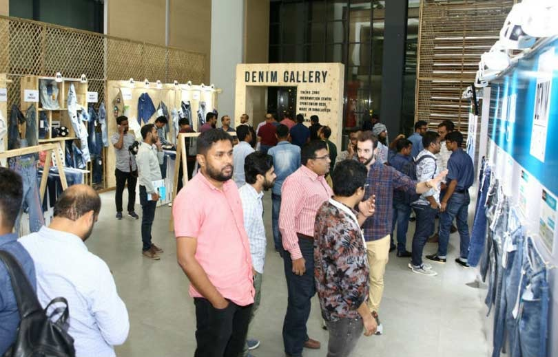 Bangladesh Denim Expo is increasing its scope further