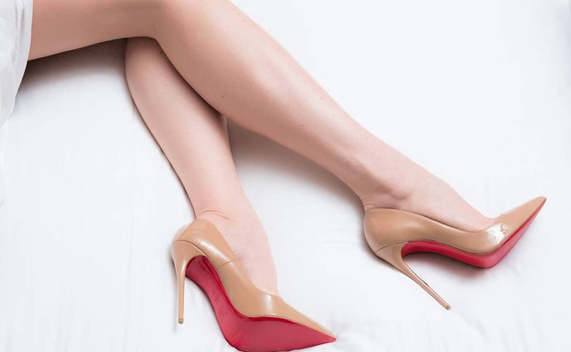 Christian Louboutin wins legal dispute over red soles