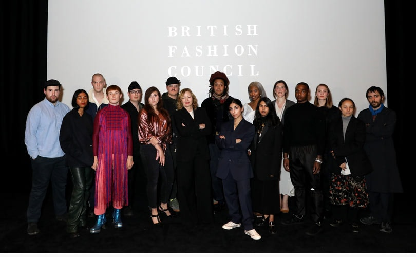 Molly Goddard wins BFC/Vogue Designer Fashion Fund